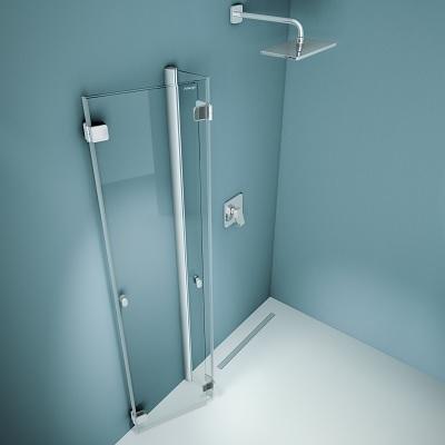 so wird die neue dusche zum glanzst ck in ihrem bad. Black Bedroom Furniture Sets. Home Design Ideas